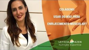 Embedded thumbnail for Colágeno: Usar ou não para enrijecimento muscular?