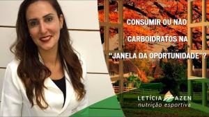 """Embedded thumbnail for Consumir ou Não Carboidratos na """"Janela da Oportunidade""""?"""