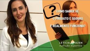 Embedded thumbnail for Nutrição Esportiva: Como saber se o Produto é Seguro e Realmente Funciona?