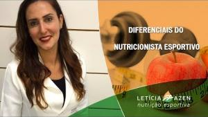 Embedded thumbnail for Diferenciais do Nutricionista Esportivo