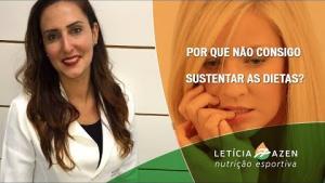 Embedded thumbnail for Por que Não Consigo Sustentar Dietas?