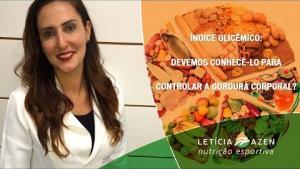 Embedded thumbnail for Índice Glicêmico: Devemos conhecê-lo para controlar a gordura corporal?