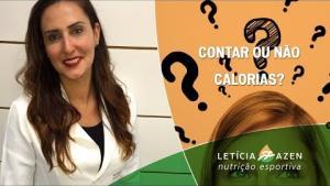 Embedded thumbnail for Nutrição Esportiva: Contar ou não Calorias?